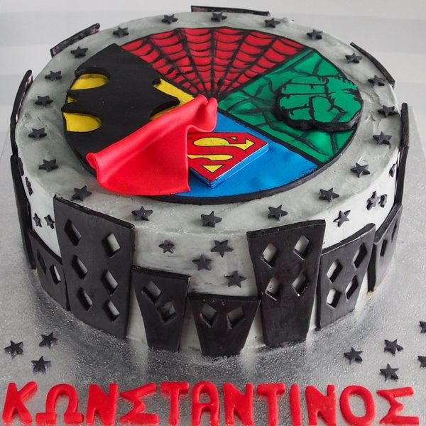 Superheroes_Birthday_Cake_EvitaLovesCakes