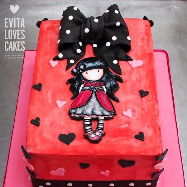 Gorjuss_Girl_Birthday_Cake_EvitaLovesCakes