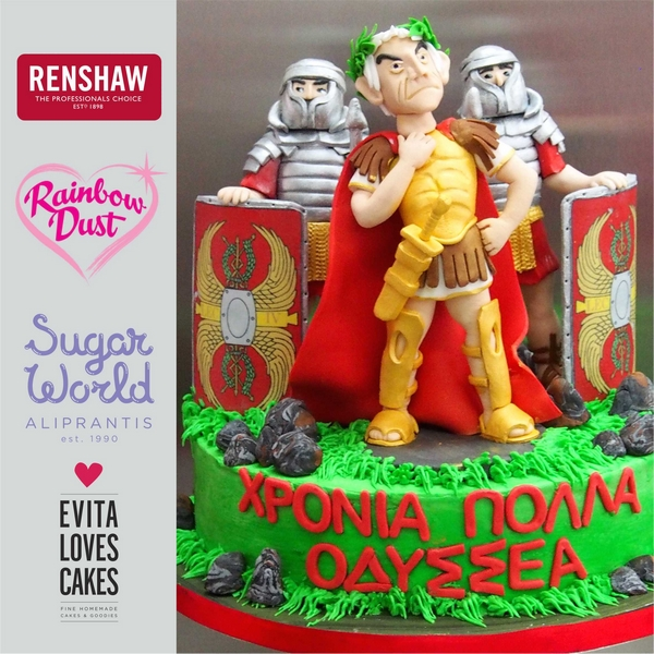 kaisaras_Birthday_Cake_EvitaLovesCakes