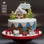 house-snow_Birthday_Cake_EvitaLovesCakes
