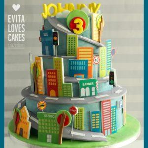 City_Birthday_Cake_EvitaLovesCakes
