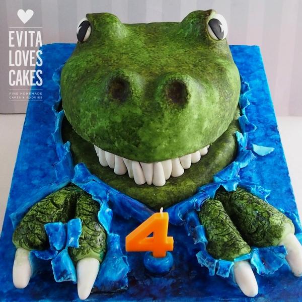 dinosaur_Birthday_Cake_EvitaLovesCakes