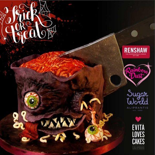haloween_Birthday_Cake_EvitaLovesCakes