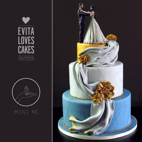 minime_Birthday_Cake_EvitaLovesCakes