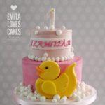 duck_Birthday_Cake_EvitaLovesCakes
