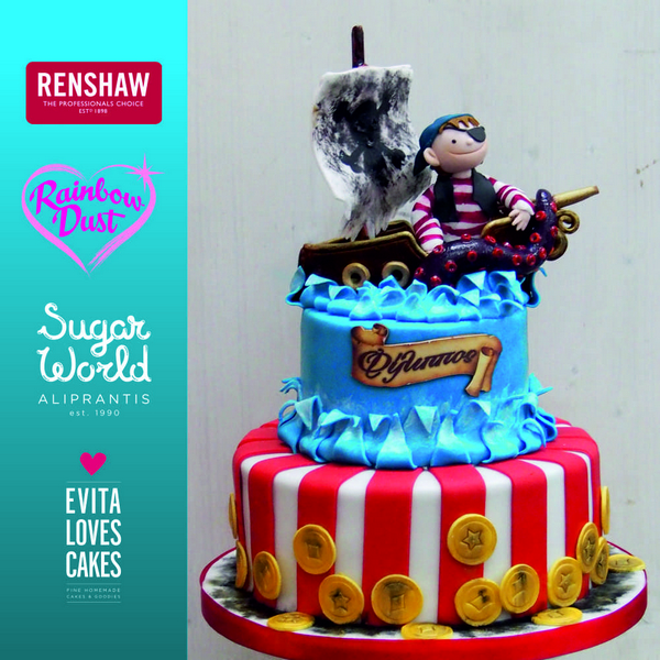 Pirate_Birthday_Cake_EvitaLovesCakes