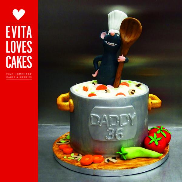 Ratatouille_Birthday_Cake_EvitaLovesCakes