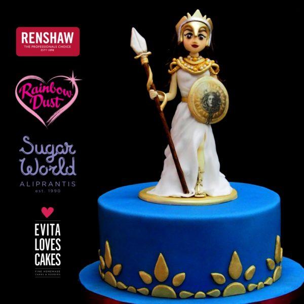 Athina_Birthday_Cake_EvitaLovesCakes