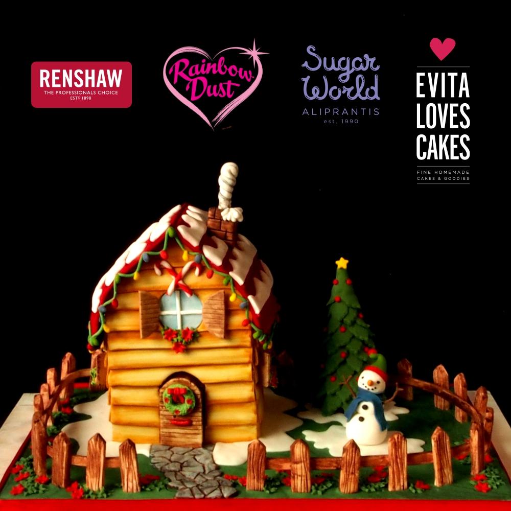 Christmas_Cake_EvitaLovesCakes